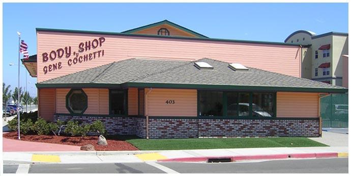 Auto Body Shops >> Auto Body Repair In Salinas Body Shop By Gene Cochetti